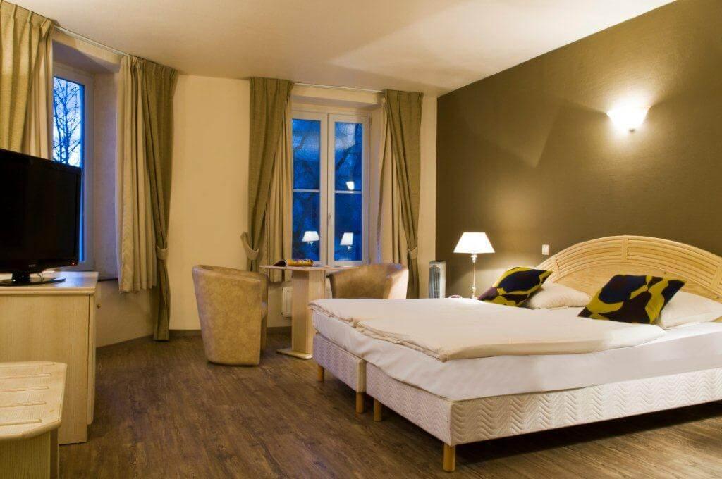 Kamers Hotel Grenier des Grottes