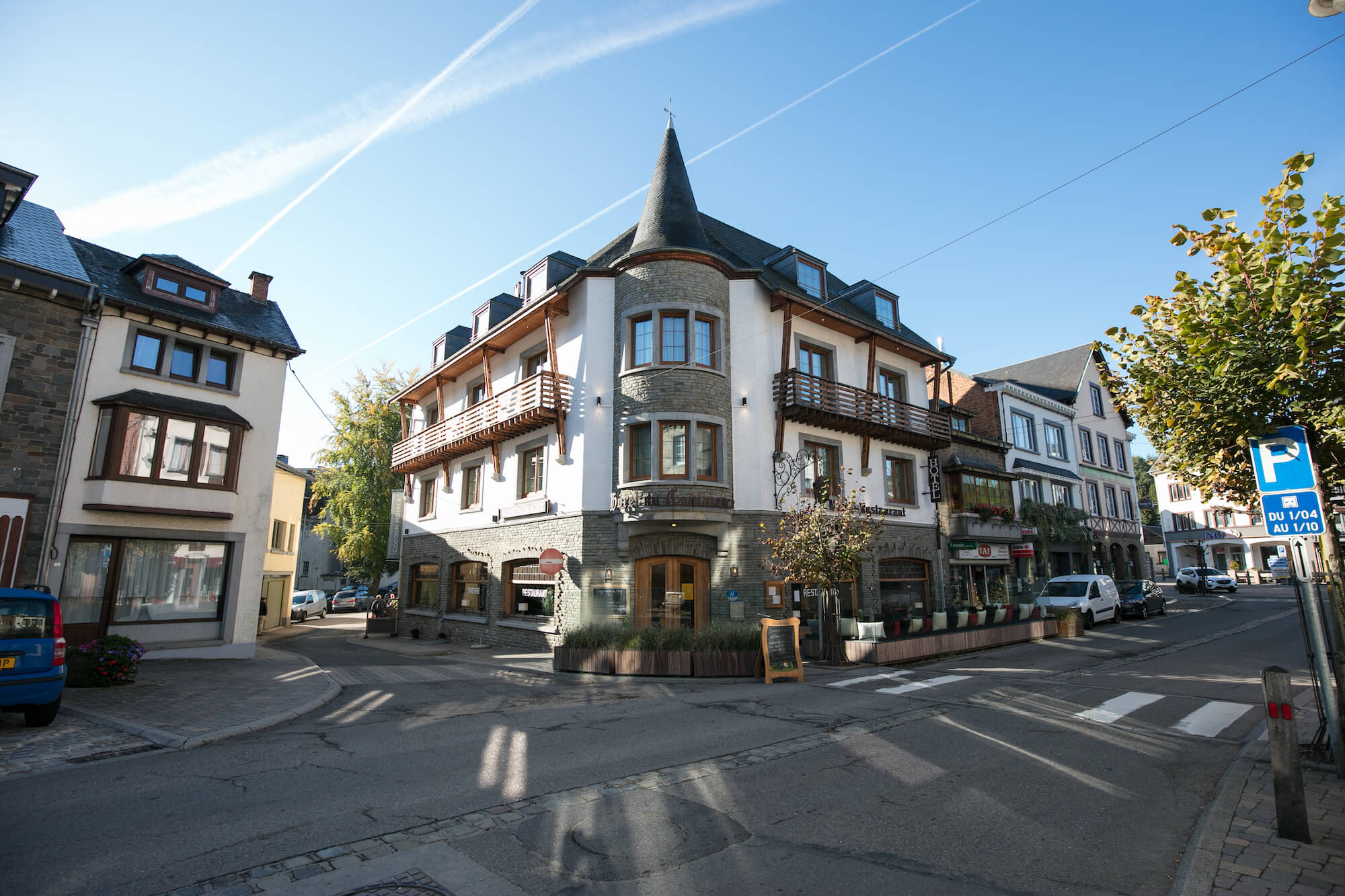 Getuigenissen Hotel du Commerce